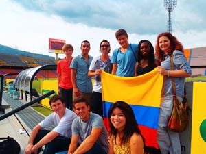 internship colombia latin america