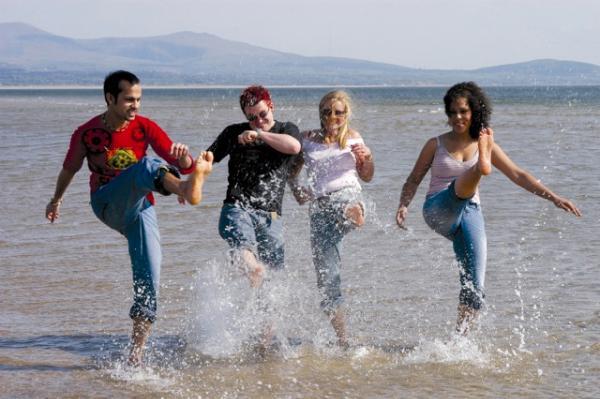 Bangor Kick Water