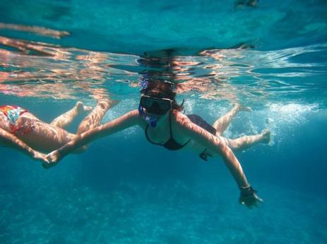 greece scuba