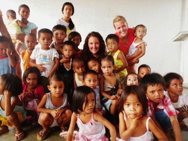 Volunteer in an Orphanage