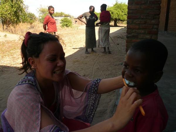 Dentistry volunteering