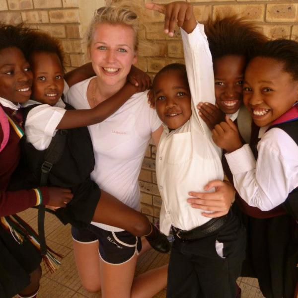 Teaching in South Africa