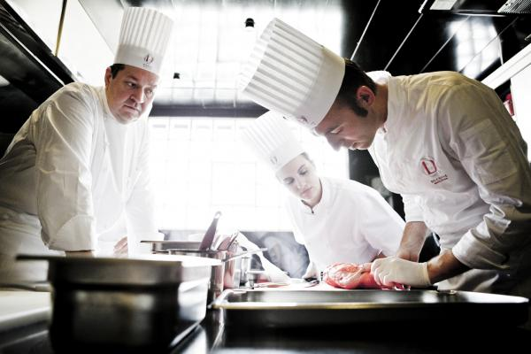 study culinary arts abroad in france