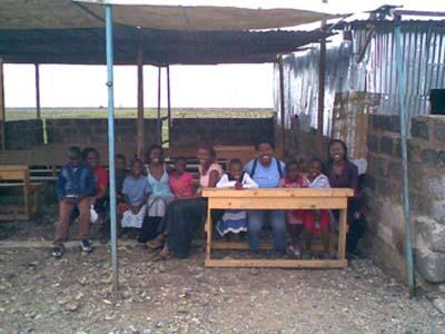 Volunteering in kenya with orphans / children