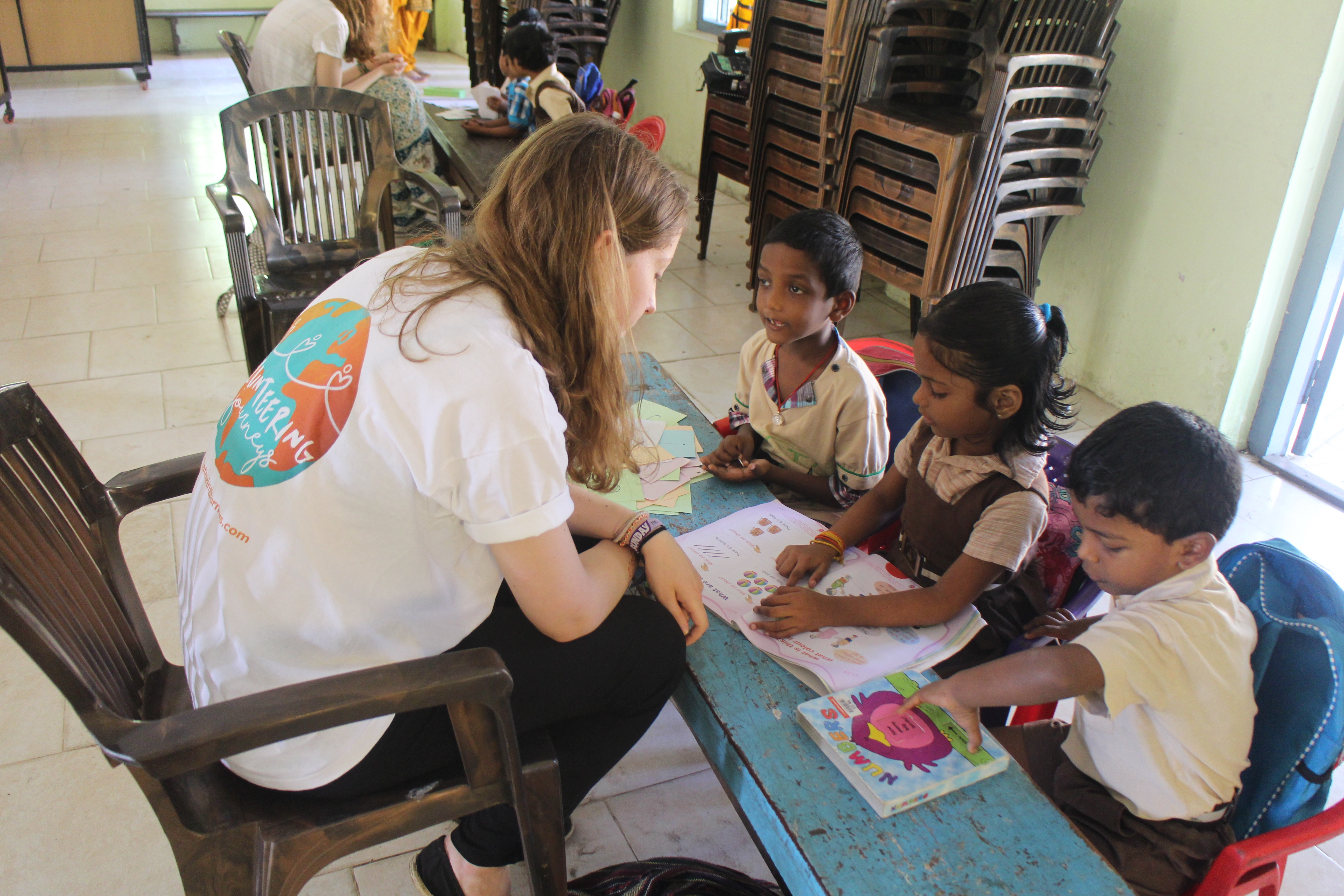 Gap Year Discover India
