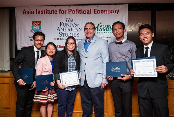 Asia Institute for Political Economy Graduation