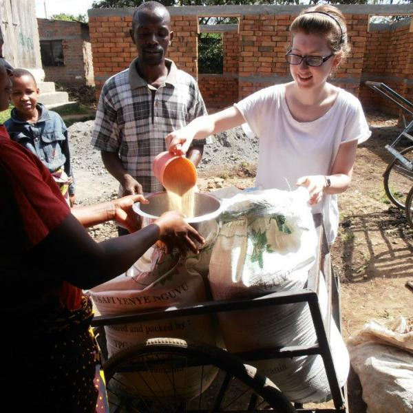 Community Development Programs in Tanzania with Love Volunteers!