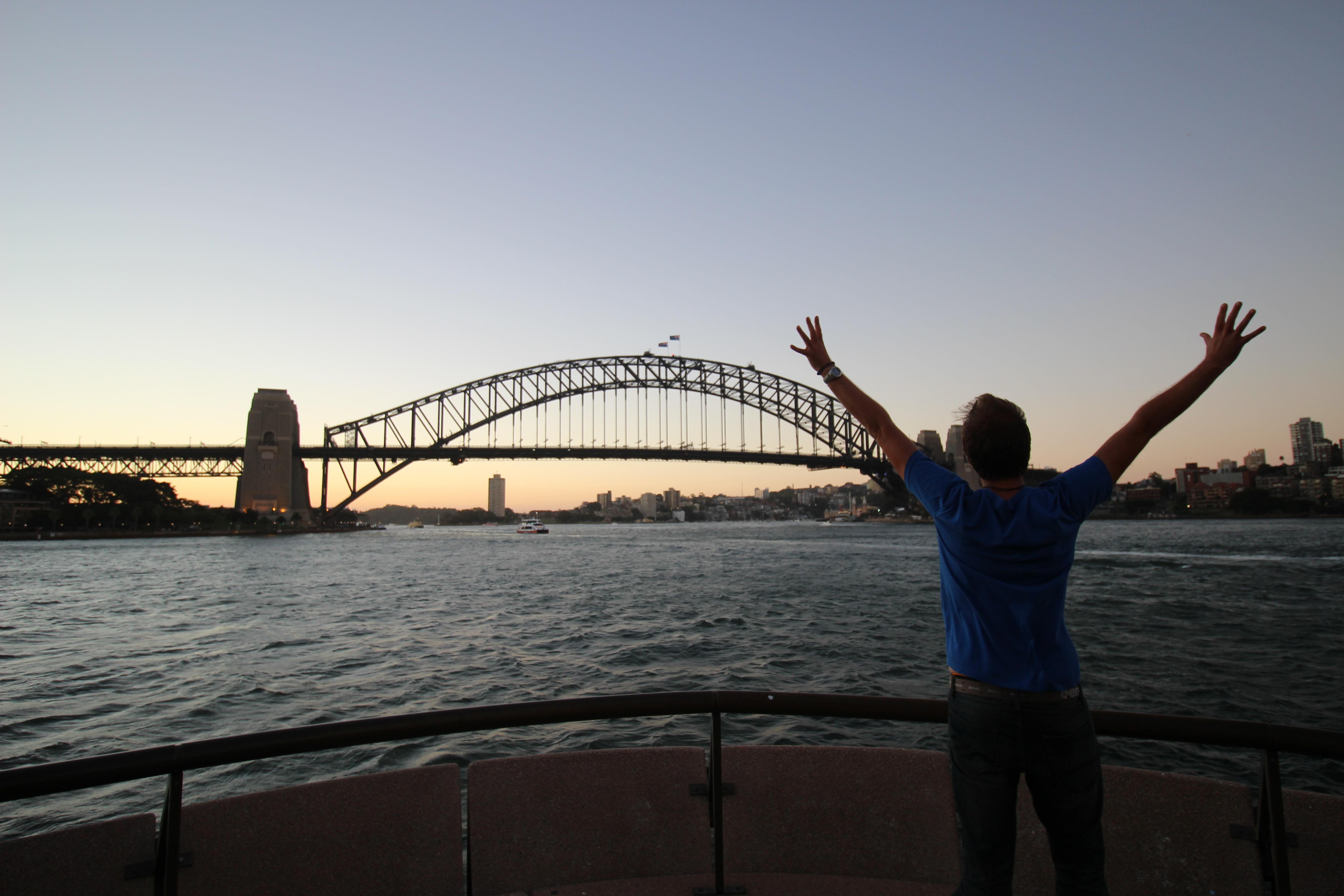 Work in Australia