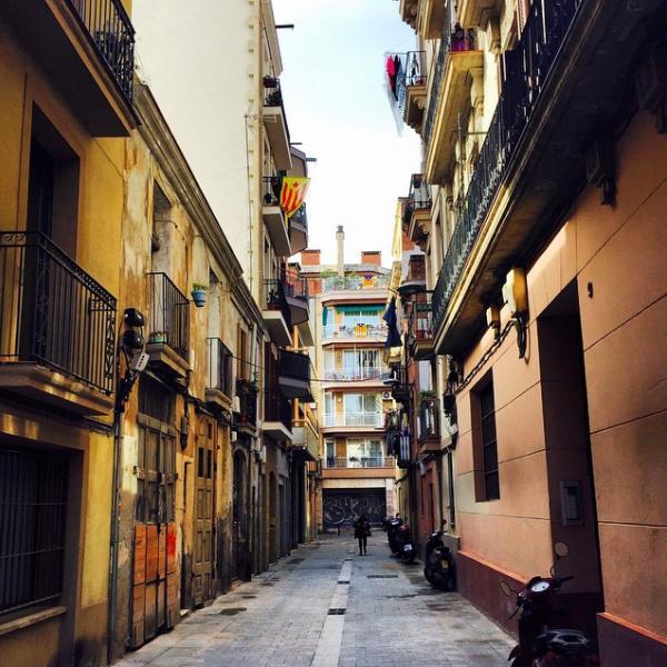 Barcelona Streets - Intern in Barcelona - Adelante Abroad