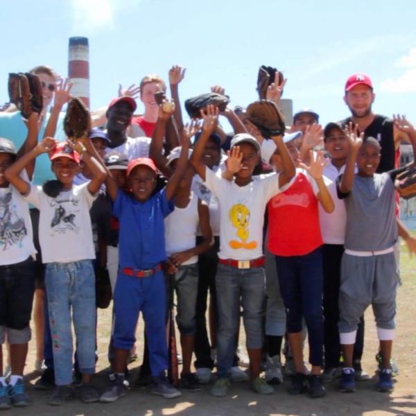 Baseball donativo Habana