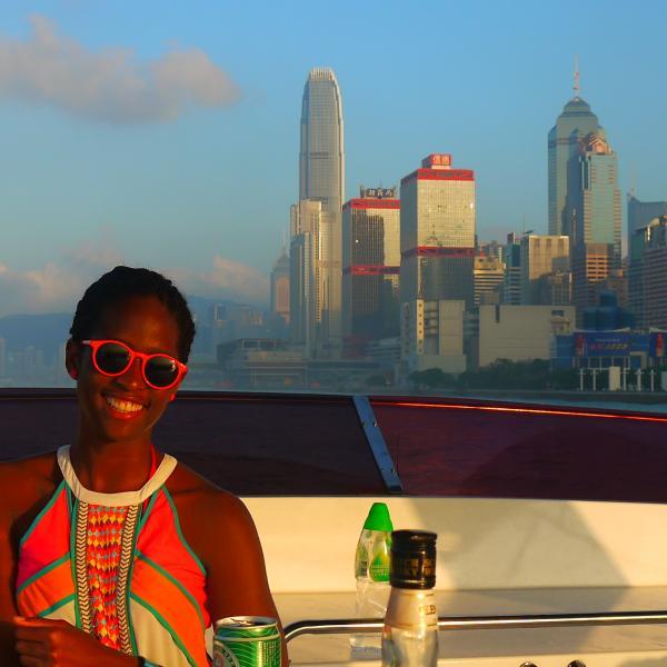 Hong Kong student