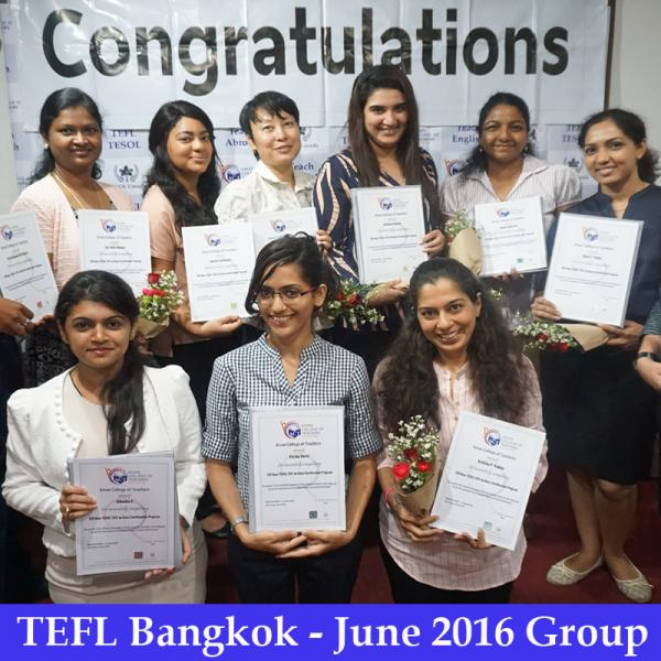 TEFL Certification