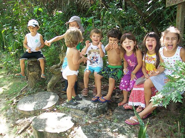 Care for Children in a Creche on Florianopolis Island, Brazil | travellersworldwide.com