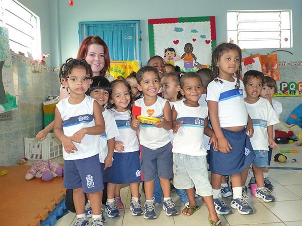 Care for Children in Creche in Brazil | travellersworldwide.com