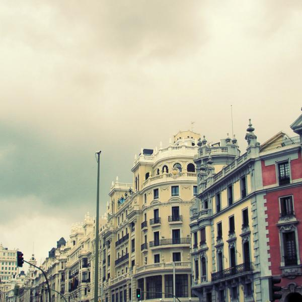 Buildings of Madrid - Intern in Madrid - Adelante Abroad