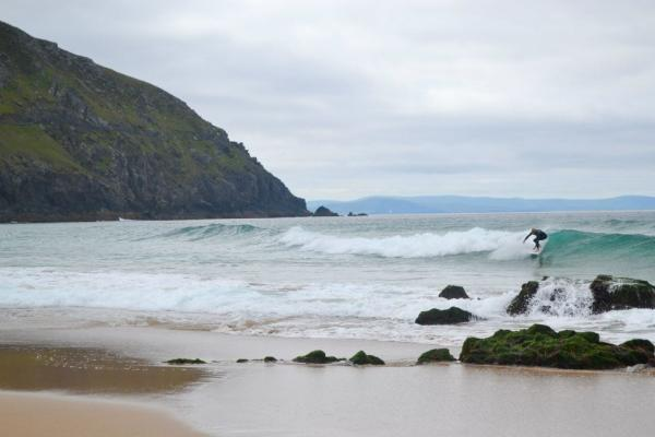 surf surfing irish ireland