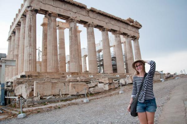 parthenon acropolis history architecture greece athens