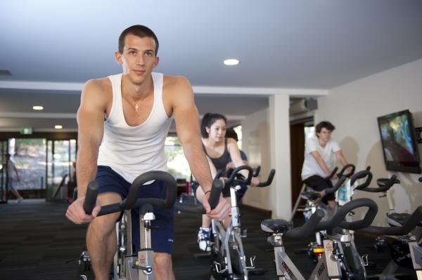 Exercise in Perth, Western Australia, Murdoch