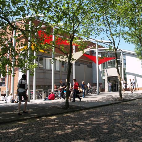Bonington building - School of Art and Design at NTU