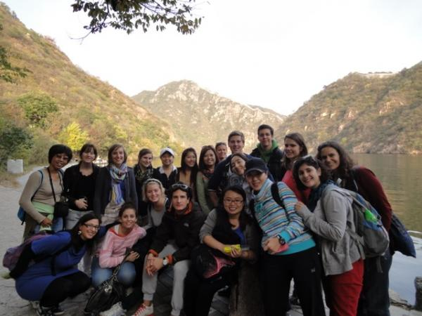 Business & Cultural Activities - Trip to Great Wall