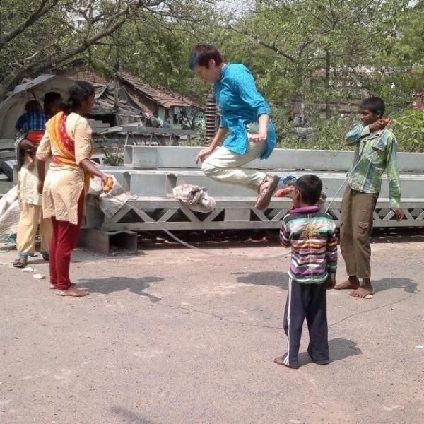Workcamp India