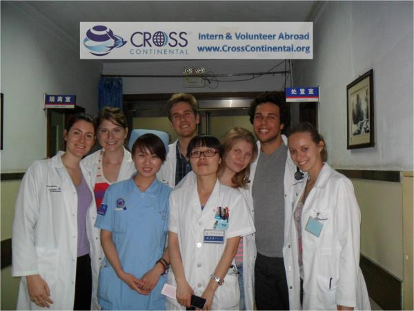 Healthcare Work Abroad China