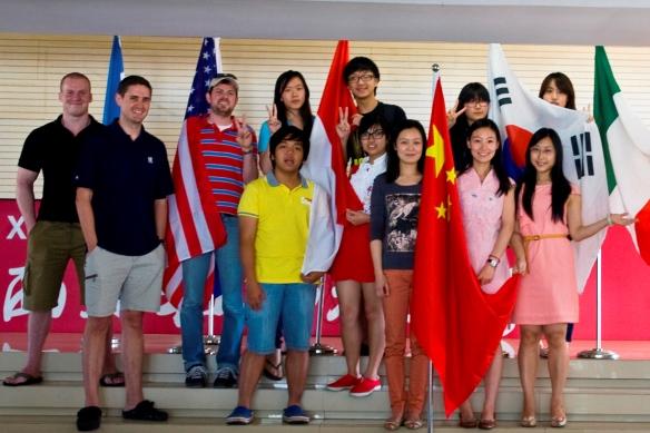 XJTLU, China, Study, Chinese