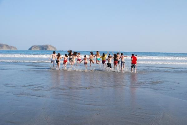 Spanish Immersion Program for Teens in Costa Rica