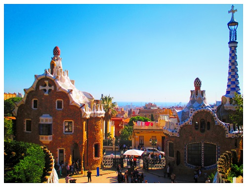 A Gaudi Skyline