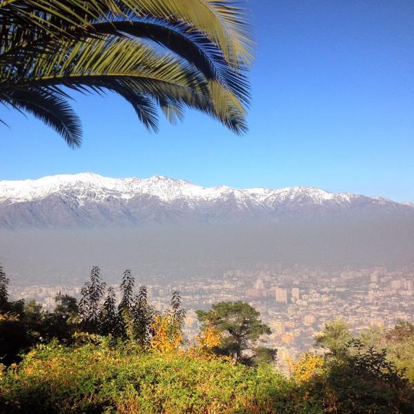 Santiago, Chile. Photo by ISA alumna Jesica Sharkey