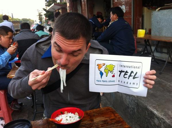 Learn more about teaching English in China