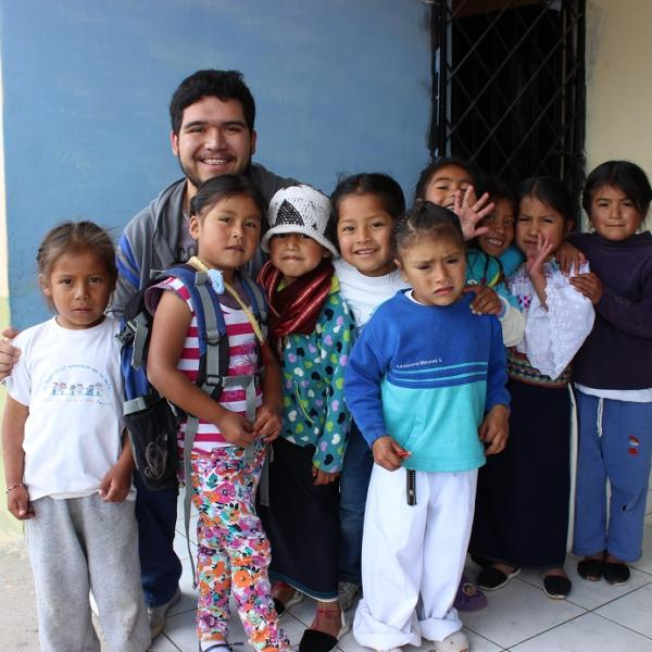 Community Development Programs in Ecuador with Love Volunteers!