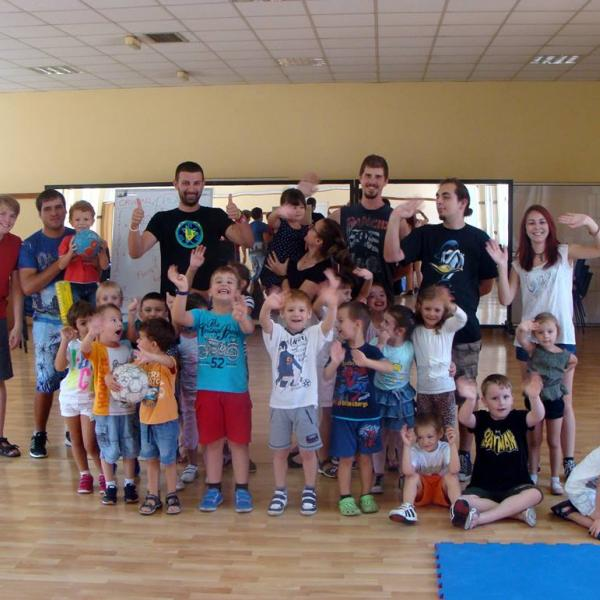 Community Development Project in Bosnia with Love Volunteers!