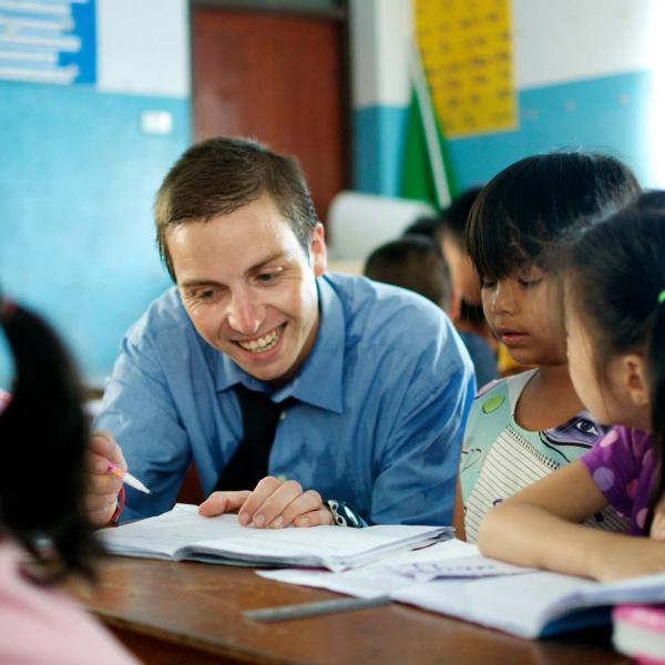 South African teaching in Thailand
