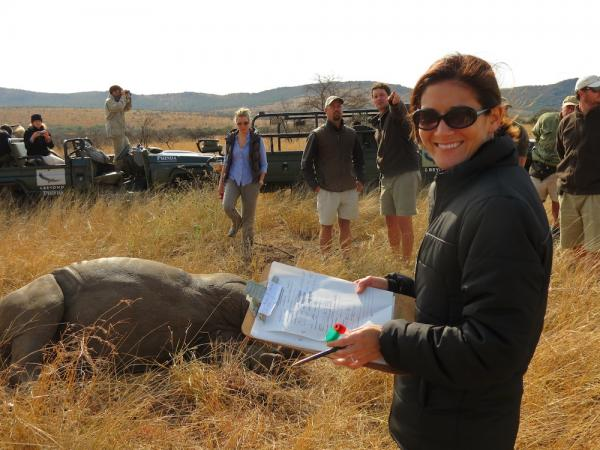 Wildlife Management Project in South Africa