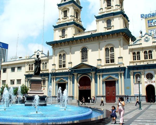 Study in Ecuador