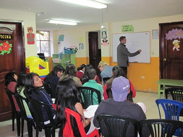 Teach Disadvantaged Children in Ecuador | travellersworldwide.com