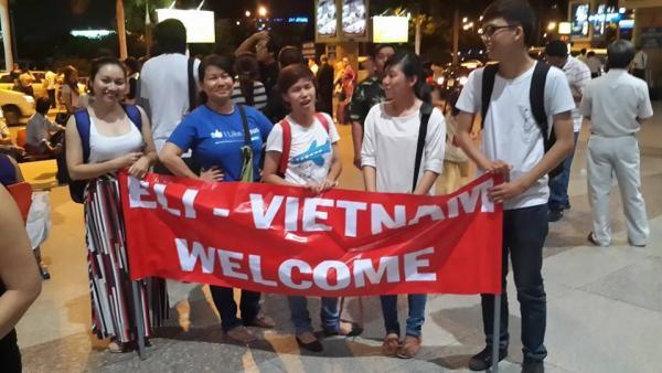 Saigon, Dalat,  Vietnam, volunteer