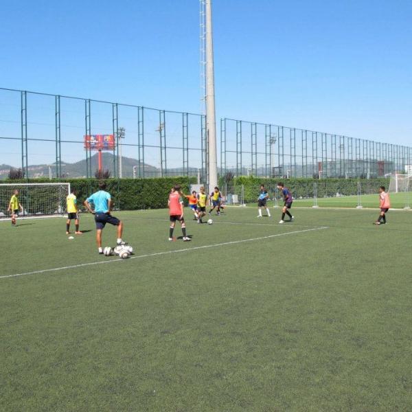 FC Barcelona Soccer Camps 3