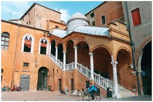 Study abroad in Ferrara, Italy