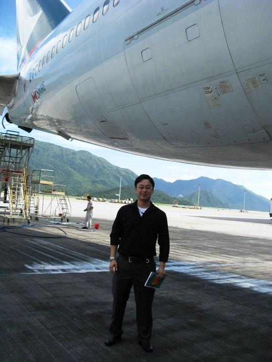 Aviation Internship in Hong Kong