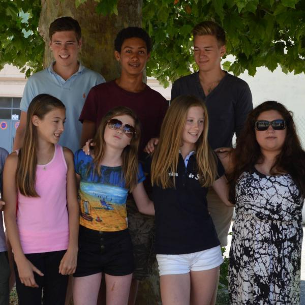 French summer courses for teenagers