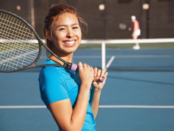 French and tennis summer camp