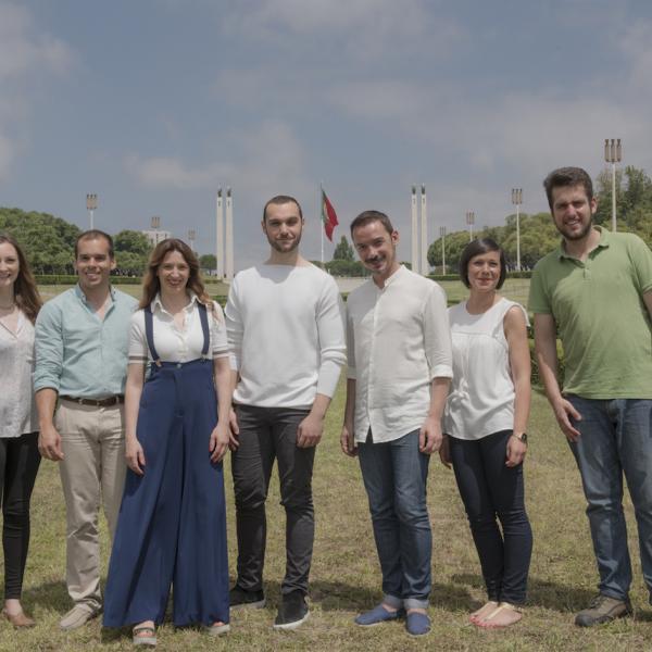 Iberlínguas fantastic team! Join us in the heart of Lisbon!