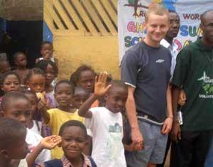 Help Run a Summer Camp for Children in Ghana | TravellersWorldwide.com