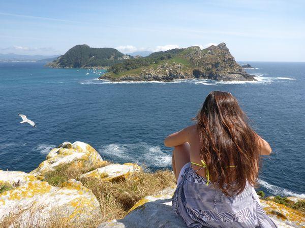 Weekend Trip to the Cies Islands