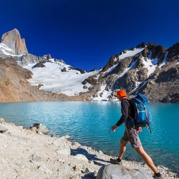 Travel to Argentina & Explore wonderful landscapes and trekking in Patagonia.