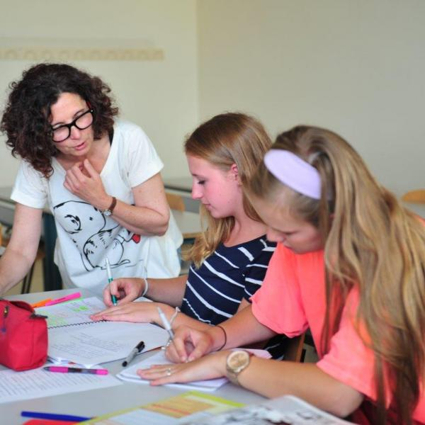 SPI conversational Spanish class in Santander, Spain