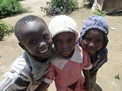 Refugee Camp Program in Kenya with Love Volunteers!