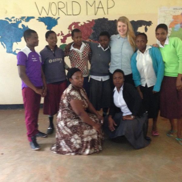 Girl Empowerment Tanzania